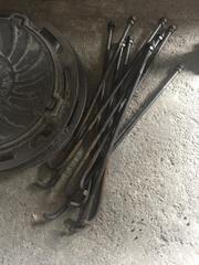 Высокопрочная сталь 09г2с болты фундаментные