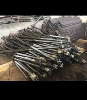ГОСТ 24379.1-2012 Болты фундаментные анкерные