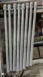 М36*1750 тип 5.1 прямой анкерный фундаментный болт